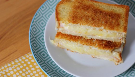 best grilled cheese and turkey sandwich recipe