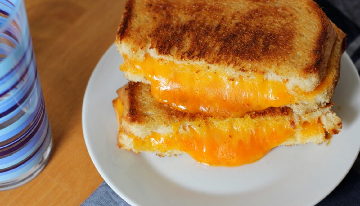 classic cheddar grilled cheese sandwich recipe