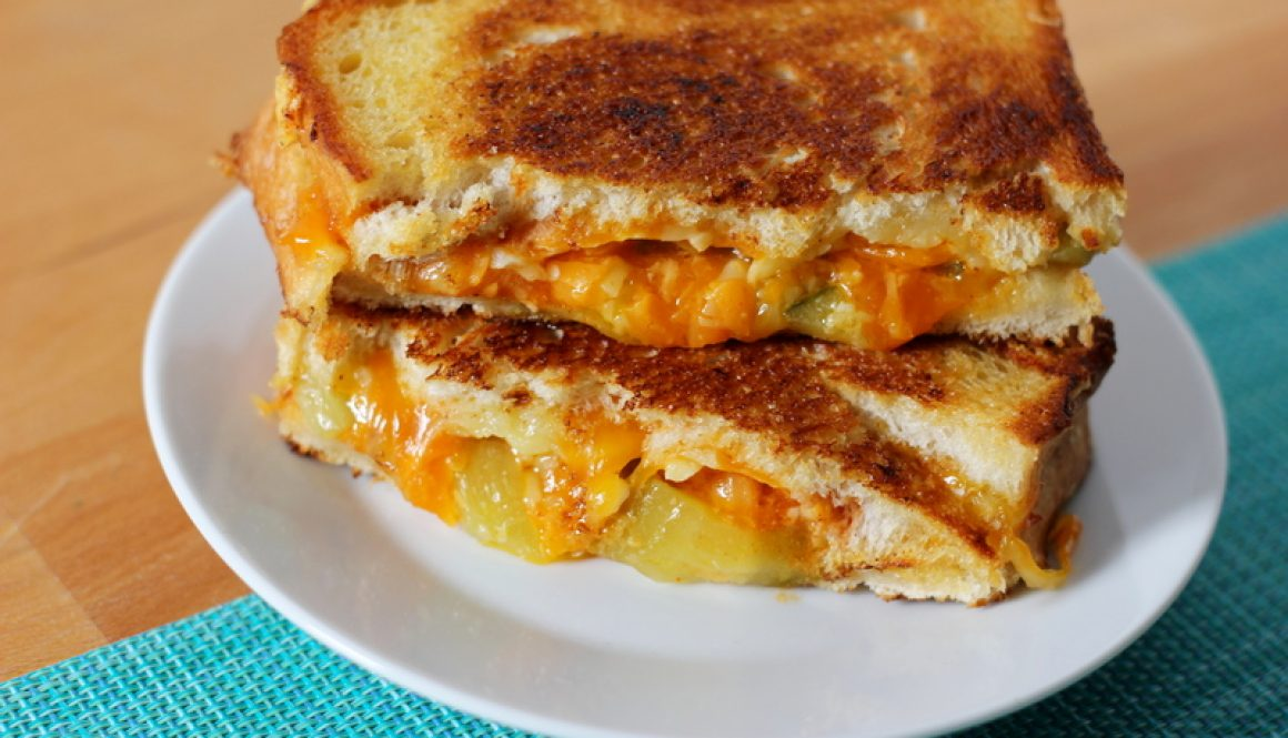 best pickles grilled cheese sandwich recipe